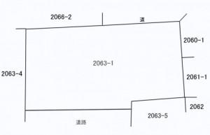 梨ノ木原(県道減少)